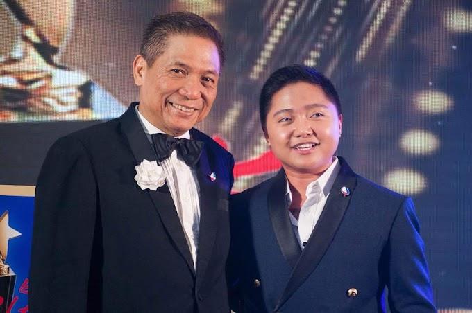 Yupangco Group Supports: CEO Robert Laurel Yupangco at Asia Leaders Awards 2018