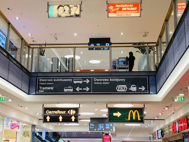 Galeria Krakowska Shopping Mall