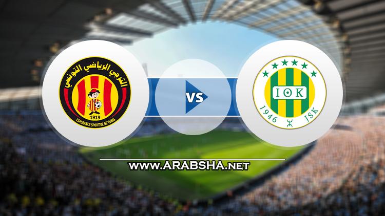 مشاهدة مباراة شبيبة القبائل والترجي بث مباشر 1-2-2020 دوري ابطال افريقيا