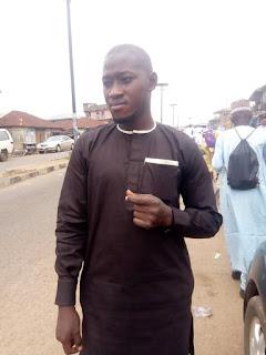 Face of Kwara State Polytechnic Aspirant