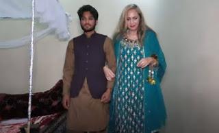 30 sala Pakistani nojawan ki 65 sala gori se shadi lekin darasal dulha roya kyun? khud hi khil kar bol para