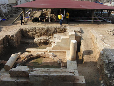 Ancient cistern found in SW Turkey