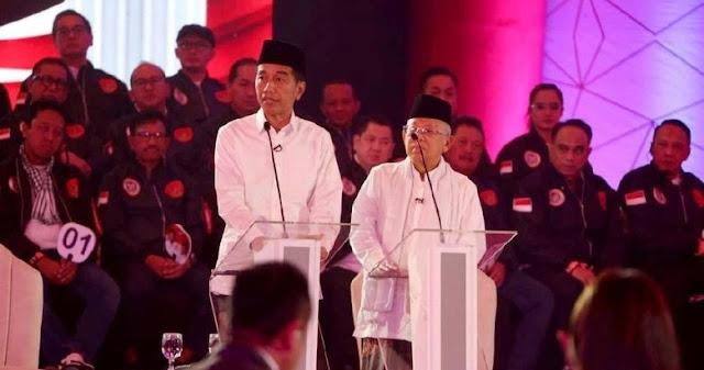 Debat Pilpres 2019, Jokowi Ingin Buat Pusat Legislasi Nasional