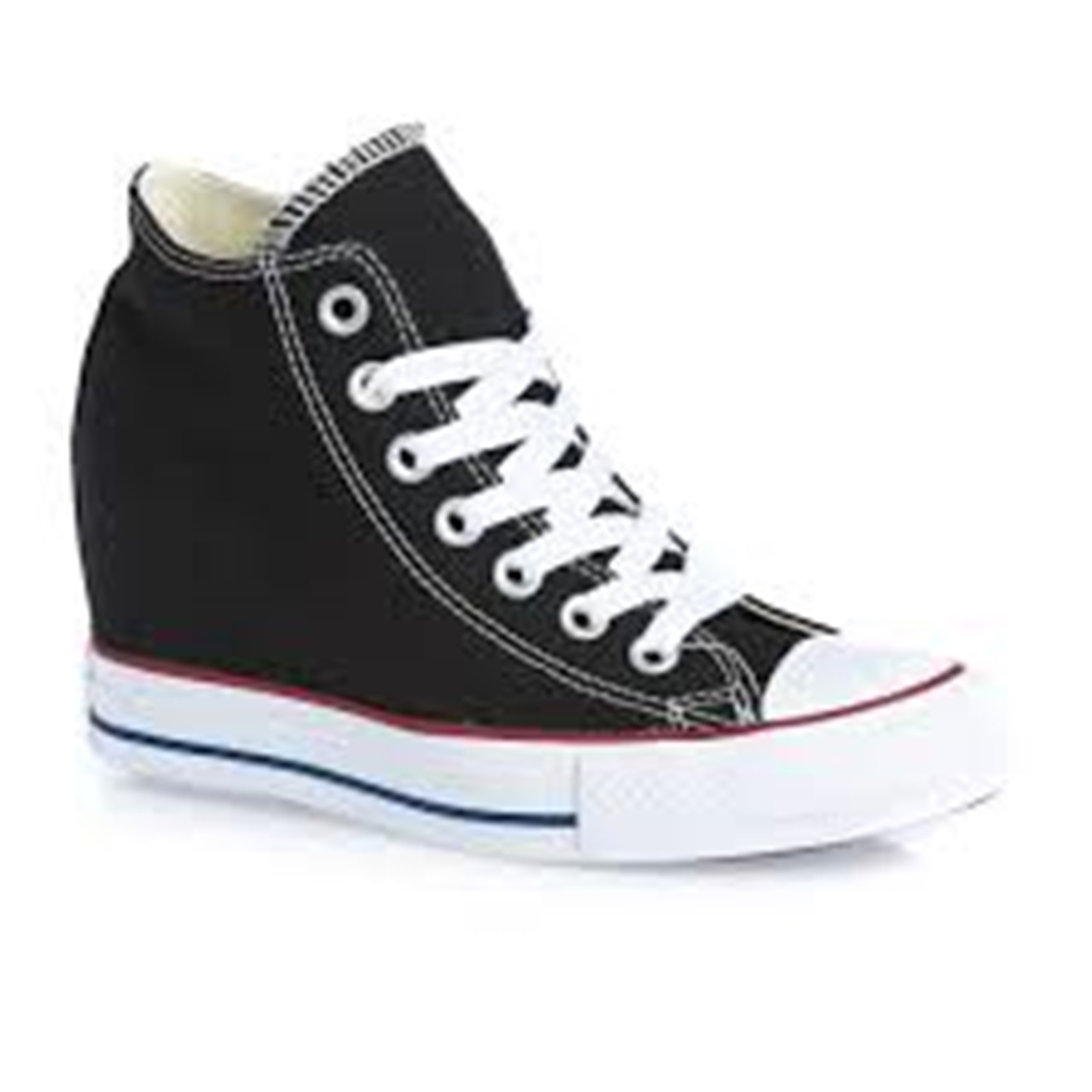 3c38528cf6 Karol Siqueira  Fashion sharps  All star de salto  (Chuck Taylor Lux ...
