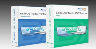 EaseUS Todo PCTrans Technician 9.6 (Español) (Transfiere datos de Pc a Pc)