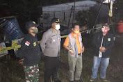 """Korban Longsor di Entikong, BPBD Sanggau: """"8 KK Sementara Mengungsi Ke Rumah Keluarga"""""""