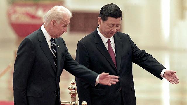 Começa a disputa EUA x China na Era Biden