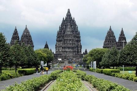 Wisata Candi Yogyakarta