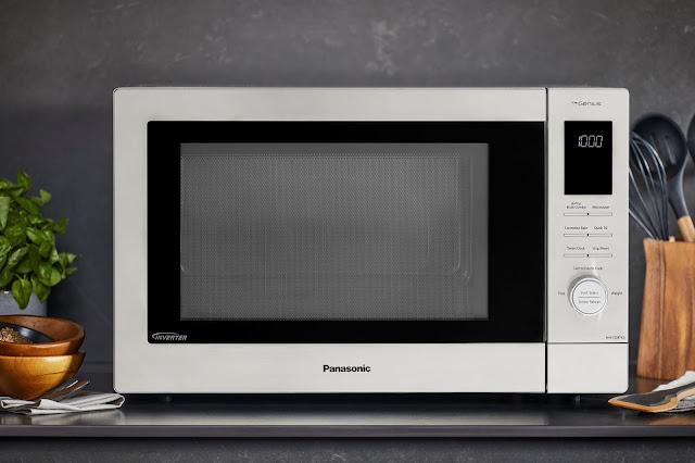 Panasonic Launches Versatile NN-CD87KS Home Chef 4-in-1 Countertop Multi-OvenPanasonic Launches Versatile NN-CD87KS Home Chef 4-in-1 Countertop Multi-Oven