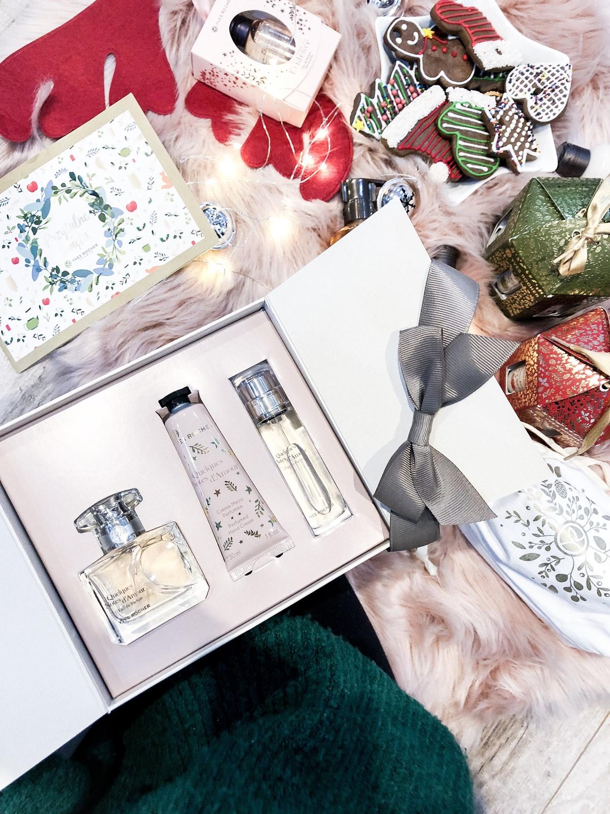 Piękne zestawy prezentowe Yves Rocher