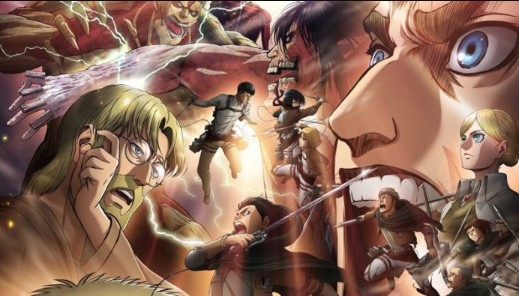 Shingeki no Kyojin Season 3 Part 1+2 Batch Subtitle Indo