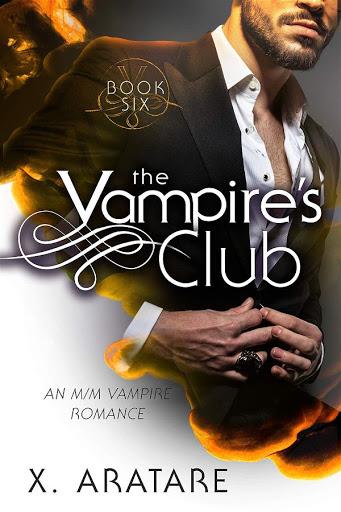 Book six   The vampire's club #6   X. Aratare