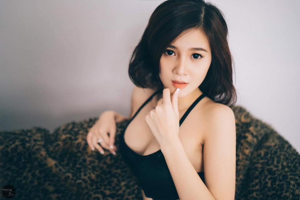 Trang Jerry xinh đẹp cực nóng bỏng gợi cảm