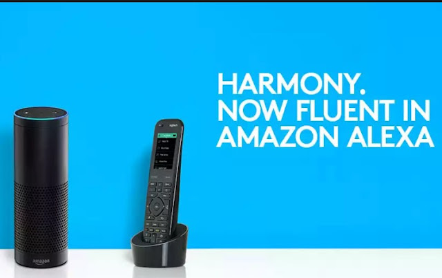 Simplified Amazon Alexa Voice Controls Has Come To Logitech Harmony