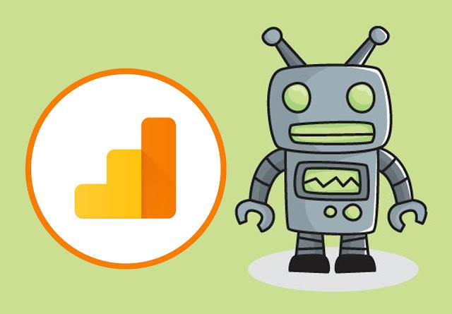 Como bloquear en Analytics las visitas de Robots y Arañas - Spyders
