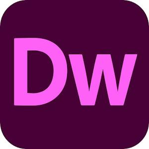 Adobe Dreamweaver 2020