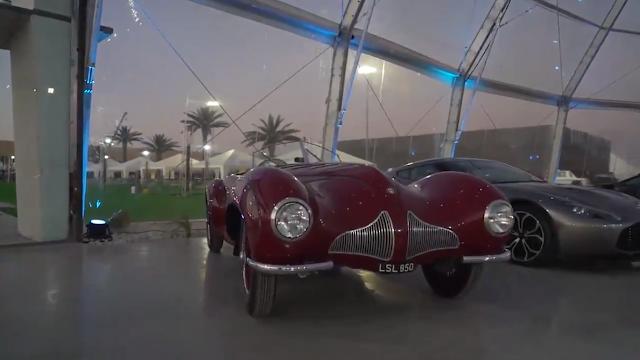 معرض الرياض للسيارات 2018