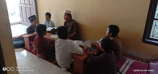 Pembangunan Baitul Qur'an wal arabiyah Ummu Nauroh di dumai