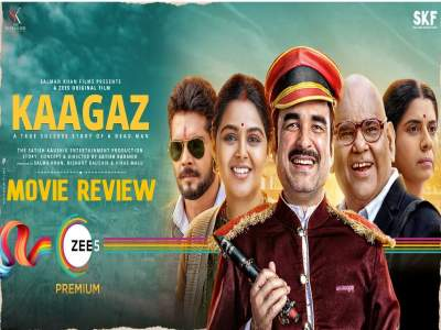 Kaagaz 2021 Hindi Full Movies Download HD 480p