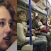 Είδε μια κοπέλα στο μετρό και δεν τόλμησε να ζητήσει τον αριθμό της. Ένα χρόνο αργότερα…