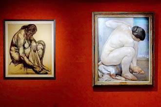 Expo : Georges Dorignac, corps et âmes - Musée de Montmartre - Jusqu'au 8 septembre 2019