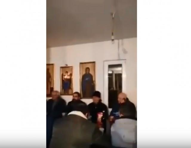 Spužani nakon litije pjesmom pozivali na ubijanje Turaka