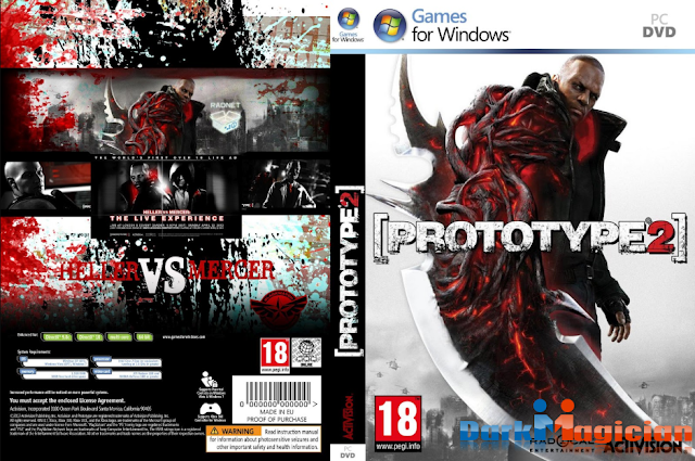 Prototype 2 PC Games
