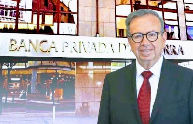 Senador mexicano Heriberto Galindo habría intentado cobrar en Andorra 127 millones de euros de PDVSA mediante fundación asociada a posible corrupción
