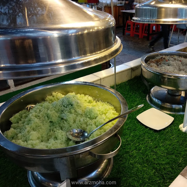 Steamboat & Grill Taman Apple Cameron Highlands