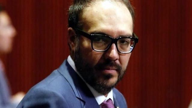 FGJ CDMX pide desafuero de Mauricio Toledo, exdelegado de Coyoacán, por enriquecimiento ilícito