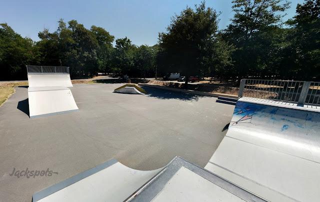 skatepark etaules