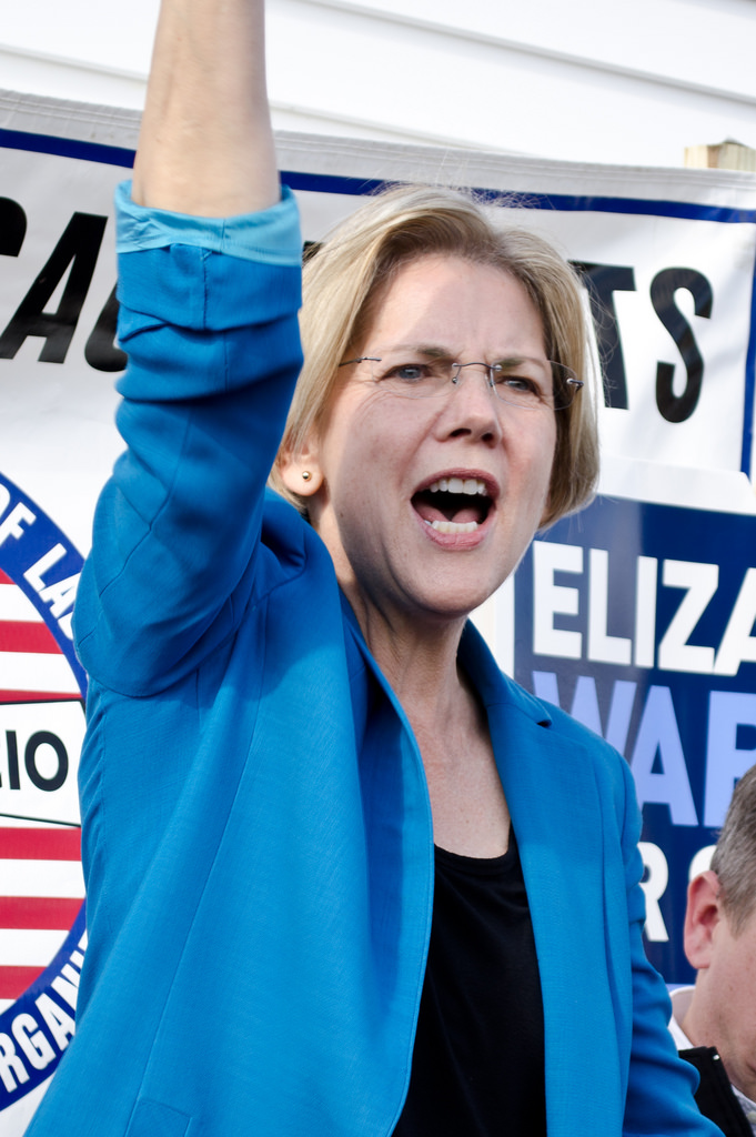 Elizabeth Warren and White Attachment to Native Identity