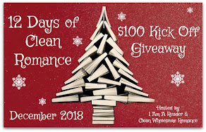 12 Days of Clean Romance – 1 December