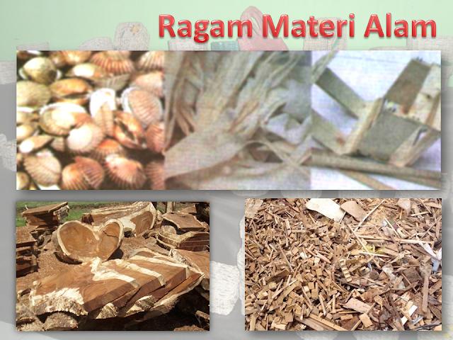 Ragam Materi Alam