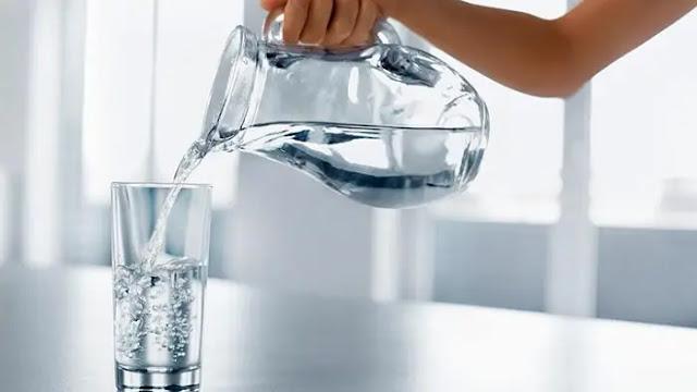 Banyak Minum Air