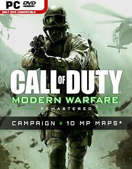 Call of Duty Modern Warfare Remastered-Repack