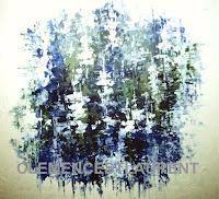 Épinettes en forêt boréale, thème abstrait par Clémence St-Laurent