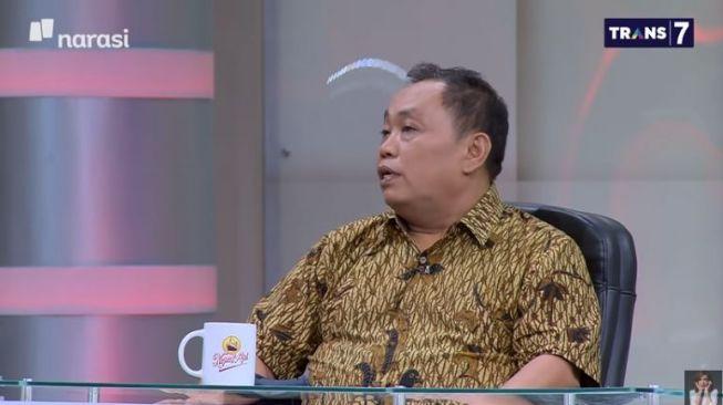 Minta Novel cs Tak Usah Ancam Bongkar Korupsi Bansos 100T, Arief Poyuono: Sudah Lah, Terima Saja Kalo Kalian Itu Gagal!