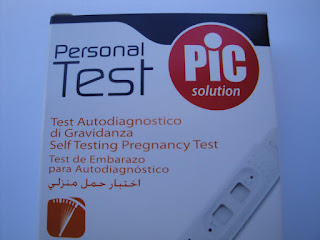 Teste de gravidez PIC®