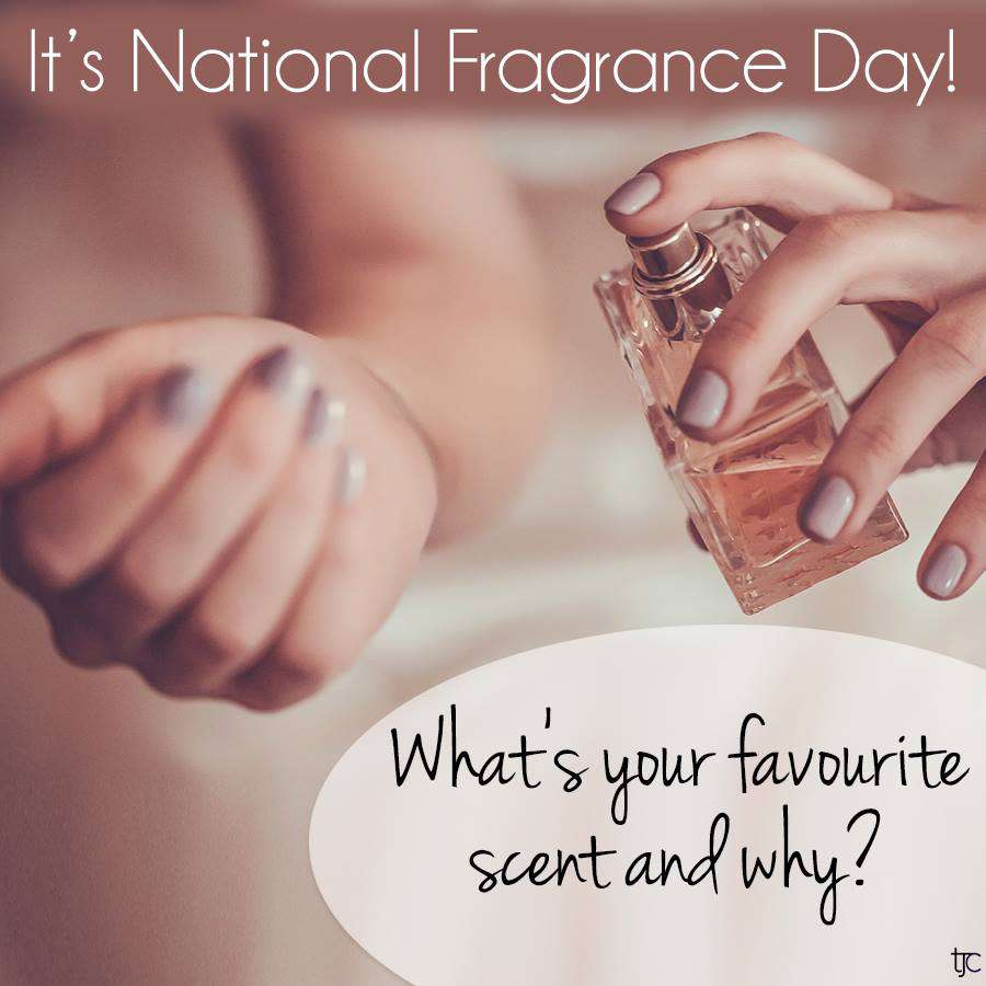 National Fragrance Day Wishes Pics