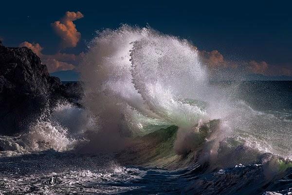 Rough Sea Photos By Giovanni Allievi