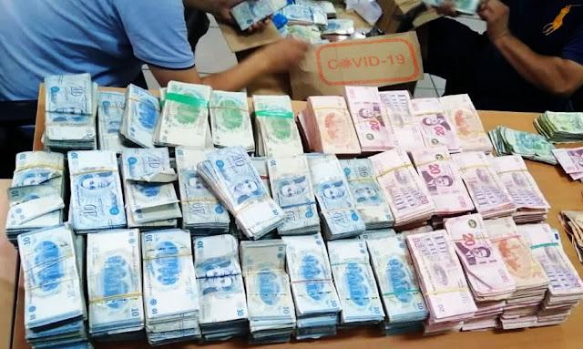 تونس : فضيحة ... رئيس المنظمة الدولية يؤكد ان أكثر من 2000 مليون دينار تبخرت من الميزانية المُخصّصة لفيروس كورونا!