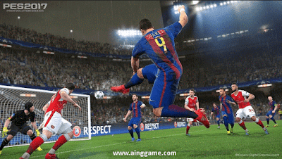 Download Pro Evolution Soccer 2017 Full Version For PC