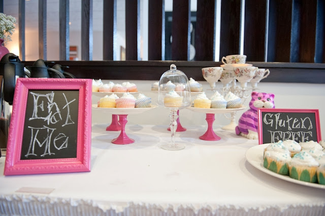 Krystal's Whimsical Tea Party Bridal Shower