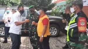 Jenderal TNI Gatot Nurmantyo Mendadak Muncul di Kota Bekasi