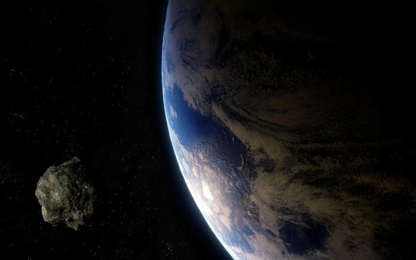 Asteroid Ukuran Jembatan Golden Gate Menuju Bumi Dengan Kecepatan 56.000mph