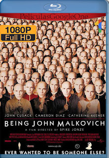 ¿Quieres Ser John Malkovich? [1999] [1080p BRrip] [Latino-Ingles] [HazroaH]