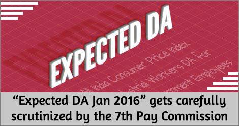 7th CPC Expected DA