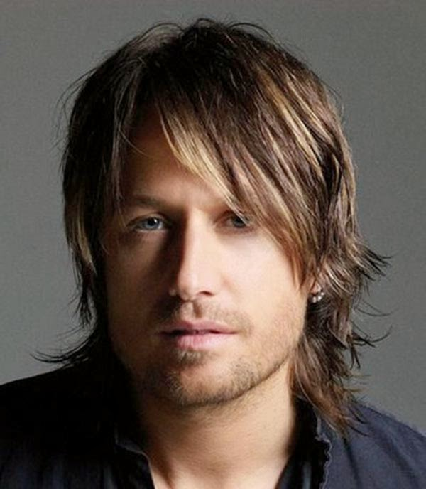 Straight Layered Hairstyles for Medium Length Hair for Men
