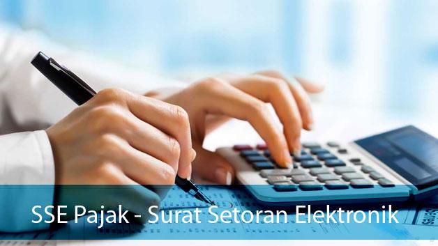 SSE Pajak Terbaru : Surat Setoran Elektronik